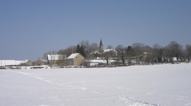 Fay sous la neige